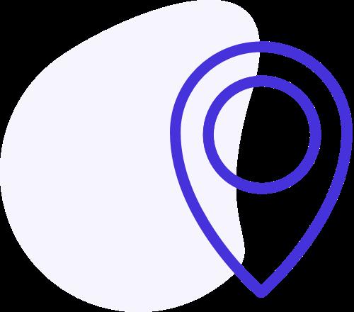 ikona značky na mape