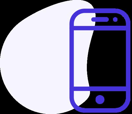 ikona smartfónu
